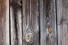 Fondo de madera oscuro natural de la textura de la madera Textura retra del vintage del viejo grunge de los paneles Grandes table imagen de archivo