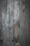 Fondo de madera oscuro natural Tablas de madera sucias viejas Fotos de archivo libres de regalías