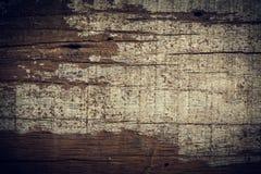 Fondo de madera oscuro, superficie áspera del grano del tablero de madera Imagenes de archivo
