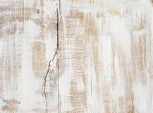 Fondo de madera pintado apenado del vintage fotografía de archivo