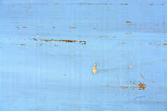 Fondo de madera pintado lamentable de la textura Foto de archivo
