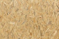 Fondo de madera presionado del panel Imagen de archivo