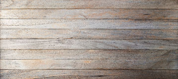 Fondo de madera rústico de la bandera Imágenes de archivo libres de regalías