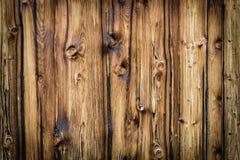 Fondo de madera rústico de los tablones con vietado agradable Imágenes de archivo libres de regalías