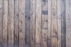 Fondo de madera real de la textura de Brown Vintage y OldBrown Fotografía de archivo libre de regalías