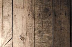 Fondo de madera resistido Foto de archivo libre de regalías