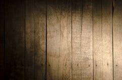 Fondo de madera resistido Imagen de archivo