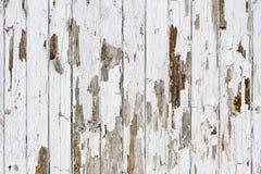Fondo de madera resistido blanco fotos de archivo