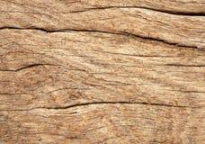 Fondo de madera resistido de la textura del grano. Foto de archivo libre de regalías