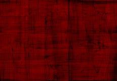Fondo de madera rojo Fotos de archivo libres de regalías