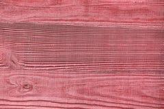 Fondo de madera rosado fotografía de archivo libre de regalías