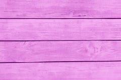 Fondo de madera rosado de la textura Fotografía de archivo libre de regalías