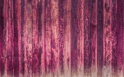 Fondo de madera rosado perfecto de la textura de los tablones foto de archivo