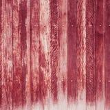 Fondo de madera rosado perfecto de la textura de los tablones fotos de archivo
