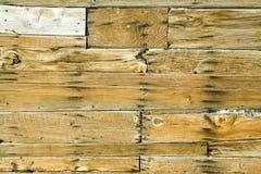 Fondo de madera sucio de la textura Foto de archivo libre de regalías