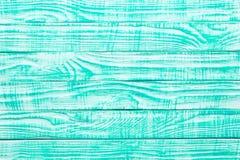 Fondo de madera, superficie pintada de tableros azules Textu antiguo Imagen de archivo