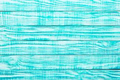 Fondo de madera, superficie pintada de tableros azules Textu antiguo Imagenes de archivo