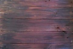 Fondo de madera Textura, la superficie de los viejos tableros de la madera natural con diversas sombras del marrón negro y oscuro Imagen de archivo