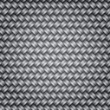 Fondo de mimbre de la textura de la fibra del metal ilustración del vector