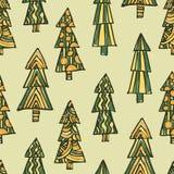 Fondo de Navidad del árbol de navidad Foto de archivo