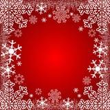 Fondo de Navidad o fondo estacional del invierno Fotos de archivo