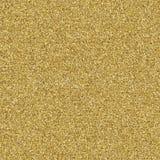 Fondo de oro de la textura del brillo EPS 10 Fotografía de archivo libre de regalías