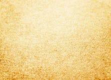 Fondo de oro del brillo del Año Nuevo de la Navidad Tela de la textura del extracto del día de fiesta Elemento, flash fotografía de archivo libre de regalías