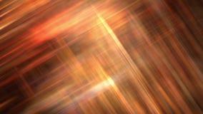 Fondo de oro del movimiento linear ilustración del vector