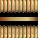 Fondo de oro, elemento para su diseño imagen de archivo libre de regalías