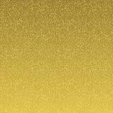 Fondo de oro de las estrellas Foto de archivo
