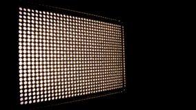 Fondo de pantalla de Digitaces LED Fotos de archivo libres de regalías