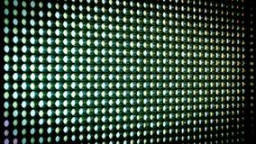 Fondo de pantalla llevado verde de Digitaces Fotos de archivo libres de regalías