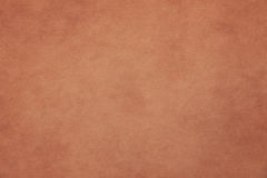 Fondo de papel anaranjado rugoso Imágenes de archivo libres de regalías