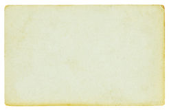 Fondo de papel antiguo Foto de archivo libre de regalías