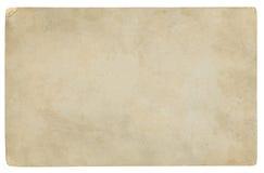Fondo de papel antiguo Foto de archivo
