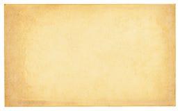 Fondo de papel antiguo Imagenes de archivo
