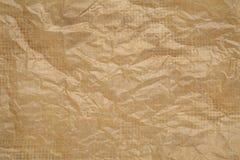 Fondo de papel arrugado Foto de archivo