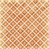Fondo de papel Checkered Foto de archivo