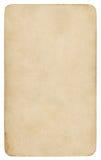 Fondo de papel de la vendimia Imagen de archivo