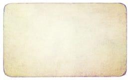 Fondo de papel de la vendimia Imágenes de archivo libres de regalías