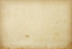 Fondo de papel de la vendimia de Grunge viejo Fotografía de archivo libre de regalías