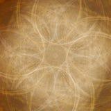 Fondo de papel de los fractales Foto de archivo libre de regalías