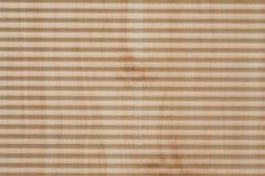 Fondo de papel de madera de la textura de Brown Fotos de archivo