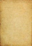 Fondo de papel envejecido rasgado lamentable Foto de archivo libre de regalías