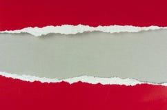 Fondo de papel rasgado Imagen de archivo libre de regalías