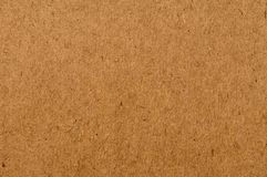 Fondo de papel reciclado marrón natural de la textura Fotos de archivo