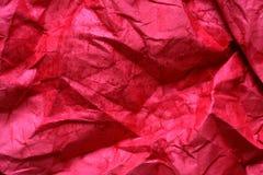 Fondo de papel rojo fotos de archivo libres de regalías