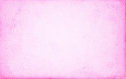 Fondo de papel rosado Imagen de archivo libre de regalías