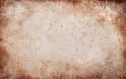 Fondo de papel sucio en blanco Imagen de archivo libre de regalías
