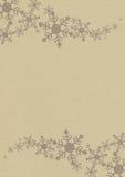Fondo de papel Textured para la nota Fotografía de archivo